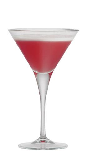 Vodka Sour Cranberry